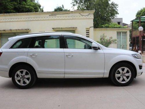 Used Audi Q7 4.2 TDI quattro 2014 AT for sale in Ahmedabad