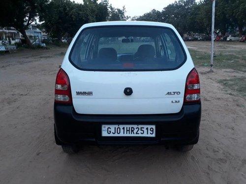 Used Maruti Suzuki Alto LXI 2008 MT for sale in Ahmedabad