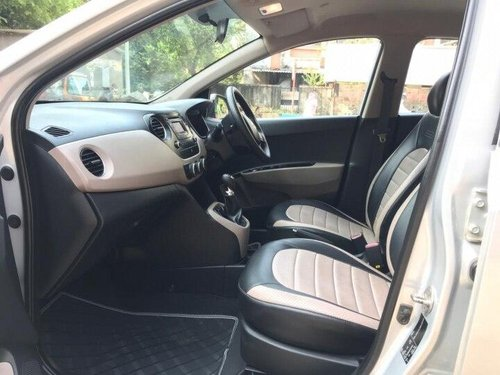 Used 2014 Hyundai Grand i10 MT for sale in Thane