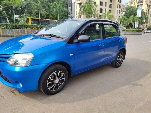 Used Toyota Etios Liva 1.4 GD 2011 MT for sale in Thane
