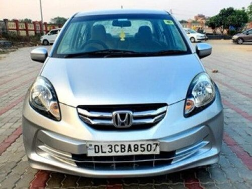 Used 2013 Honda Amaze MT for sale in New Delhi -9