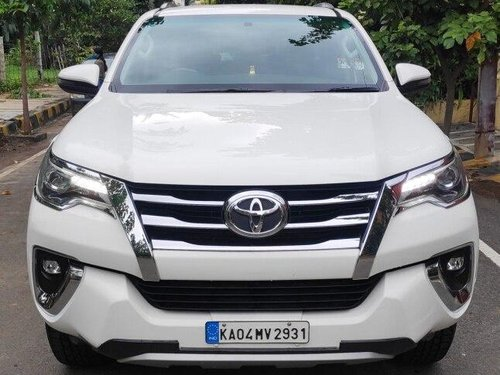 Used Toyota Fortuner 2.8 2WD MT 2018 MT for sale in Bangalore -6
