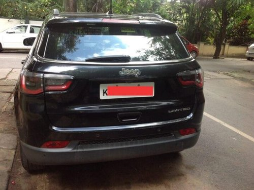 Used 2017 Jeep Compass AT for sale in Bangalore