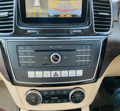 Used Mercedes-Benz GLE 2016 AT for sale in New Delhi