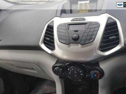 Used Ford EcoSport 1.5 Petrol Trend 2016 MT for sale in Patna