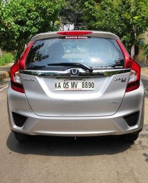 Used Honda Jazz VX CVT 2017 AT for sale in Bangalore