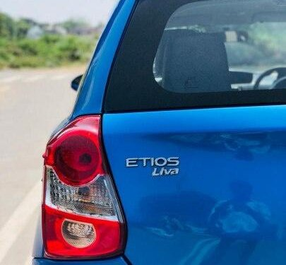 Used 2013 Toyota Etios Liva 1.2 G MT for sale in Ahmedabad