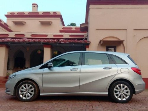 Used 2014 Mercedes Benz B Class AT for sale in Agra
