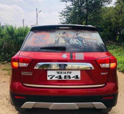 2016 Maruti Suzuki Vitara Brezza MT for sale in Pune