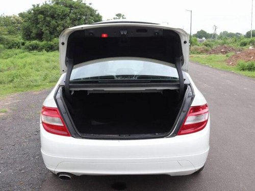 Used Mercedes Benz C-Class 220 CDI AT 2010 AT for sale in Ahmedabad