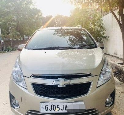 Used Chevrolet Beat Diesel LT Option 2012 MT for sale in Surat