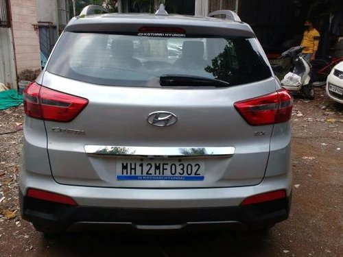 Used Hyundai Creta 2015 MT for sale in Pune