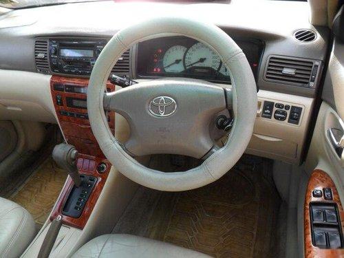 Used Toyota Corolla Altis 1.8 G 2008 MT for sale in Bangalore