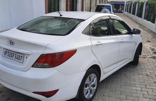 Used Hyundai Verna S Plus 2015 MT for sale in Lucknow