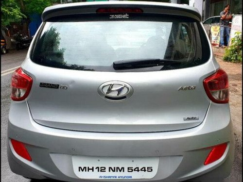 2016 Hyundai Grand i10 Asta Option AT for sale in Pune