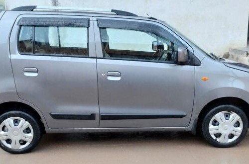 Maruti Suzuki Wagon R VXI 2014 MT for sale in Hyderabad