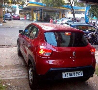 Renault KWID 2016 MT for sale in Kolkata
