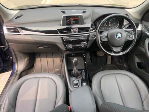 2016 BMW X1 sDrive20d Expedition AT in Mumbai