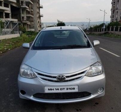 2013 Toyota Etios Liva 1.2 G MT for sale in Pune