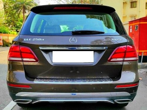 2016 Mercedes Benz GLE AT for sale in Mumbai