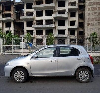 2013 Toyota Etios Liva 1.2 G MT for sale in Pune-9