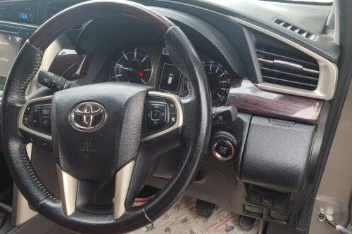 2017 Toyota Innova Crysta 2.4 VX 8S MT for sale in Hyderabad