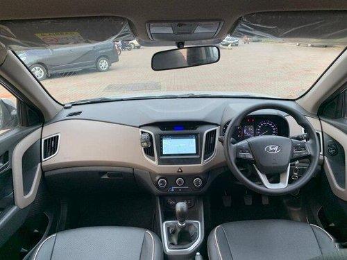 2017 Hyundai Creta 1.6 E Plus MT for sale in Mumbai