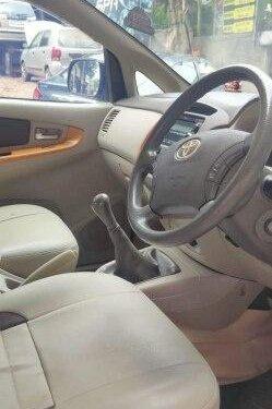 2009 Toyota Innova 2.5 V Diesel 7-seater MT in Mumbai