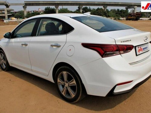 Used Hyundai Verna 2018 MT for sale in Ahmedabad