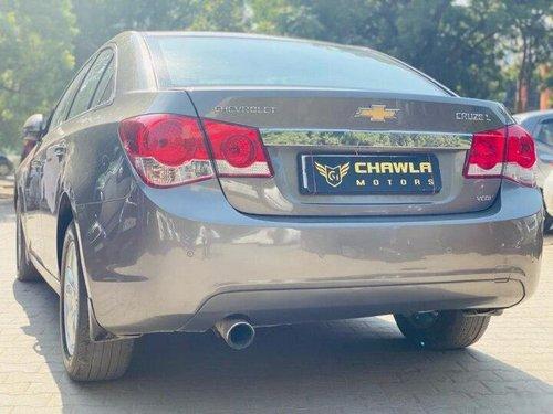 Used Chevrolet Cruze LTZ 2012 MT for sale in New Delhi