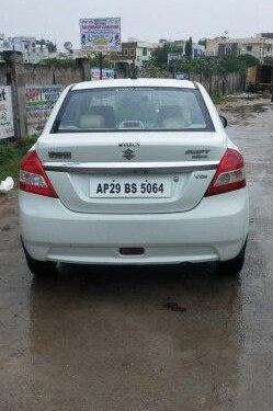 Used Maruti Suzuki Swift Dzire 2012 MT for sale in Hyderabad