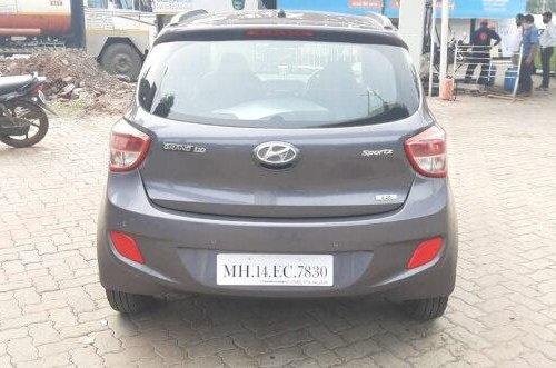 2014 Hyundai Grand i10 1.2 Kappa Sportz Option MT in Pune