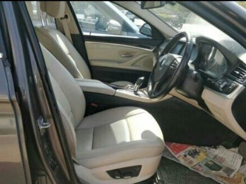 BMW 5 Series 525d Sedan 2010 AT for sale in Ahmedabad