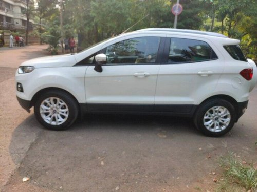 Used 2017 Ford EcoSport 1.5 Ti VCT Titanium MT in Mumbai