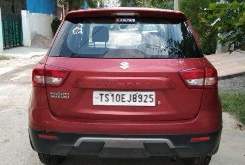 2017 Maruti Suzuki Vitara Brezza LDi MT for sale in Hyderabad
