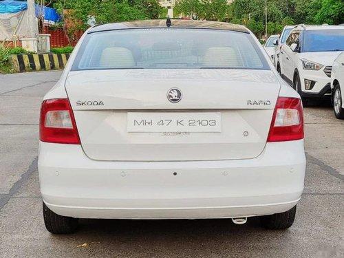 2016 Skoda Rapid 1.6 MPI Elegance AT for sale in Mumbai