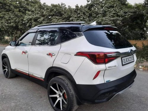 Used Kia Seltos HTK Plus D 2019 MT for sale in New Delhi