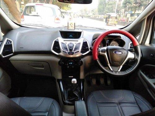 2016 Ford EcoSport 1.5 TDCi Titanium BSIV MT in Mumbai
