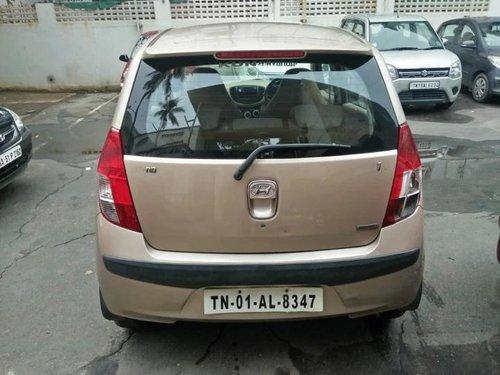 Hyundai i10 Sportz 1.2 2010 MT for sale in Chennai