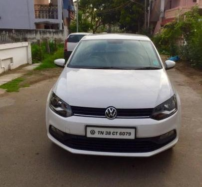 Used 2019 Volkswagen Polo 1.2 MPI Comfortline MT for sale in Coimbatore