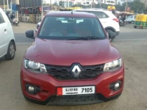 Renault KWID RXT 2016 MT for sale in Ahmedabad