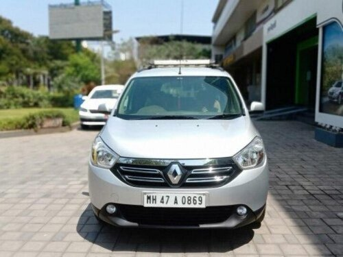 2015 Renault Lodgy 110PS RxZ 7 Seater MT for sale in Thane