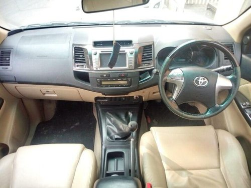 2014 Toyota Fortuner 4x2 Manual MT in New Delhi