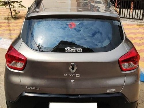 Used Renault Kwid RXT 2018 AT for sale in Kolkata