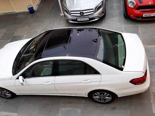 2016 Mercedes-Benz E-Class E250 CDI Avantgarde AT in New Delhi