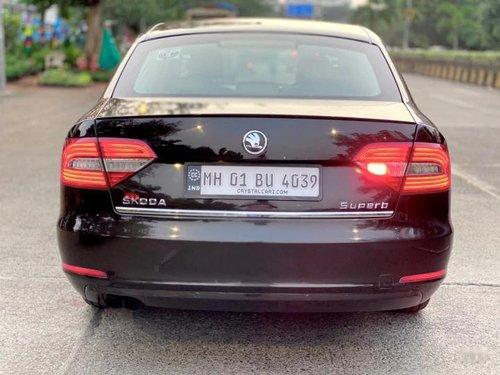 Used 2014 Skoda Superb LK 2.0 TDI AT in Mumbai