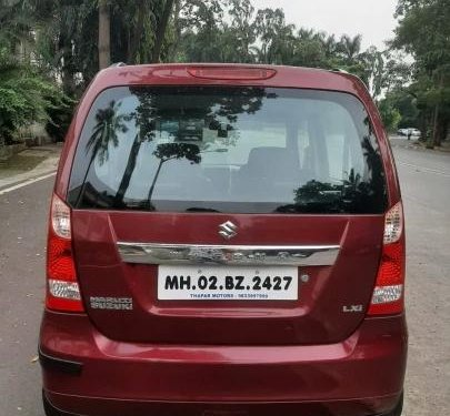 Maruti Suzuki Wagon R LXI 2010 MT for sale in Mumbai