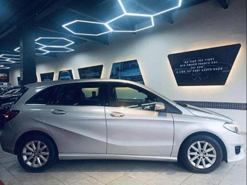 2016 Mercedes Benz B Class B200 CDI Sport AT in Mumbai