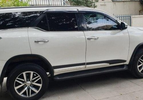 Used 2017 Toyota Fortuner 2.8 4WD AT for sale in Pune