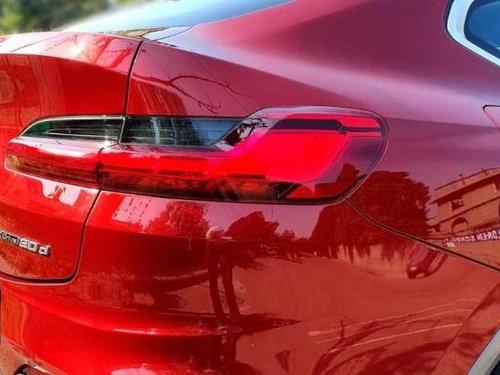 2019 BMW X4 M Sport X xDrive20d AT in New Delhi